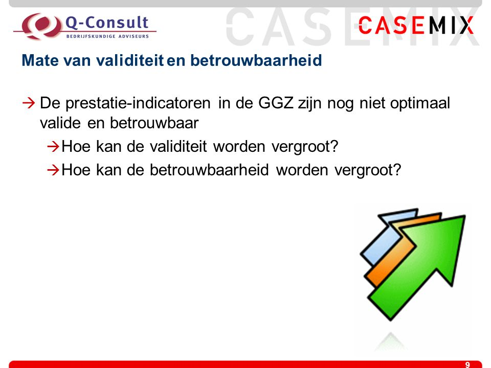 10 Wat is casemix-correctie.