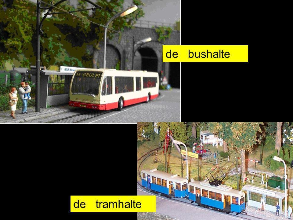 de bushalte