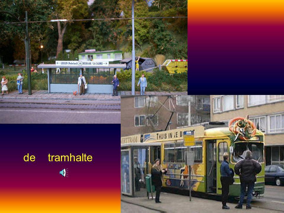 de tramhalte