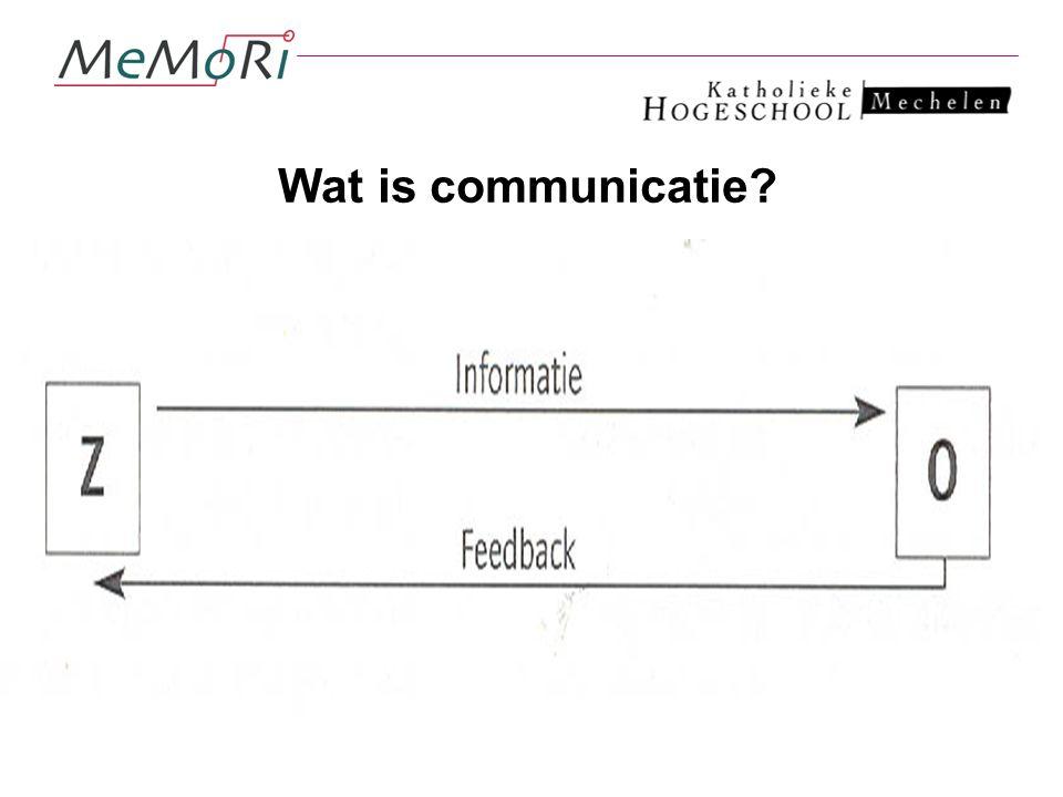 Zender = natuur- en milieuvereniging = personeel, bestuurders, vrijwilligers en … Iedereen communiceert .