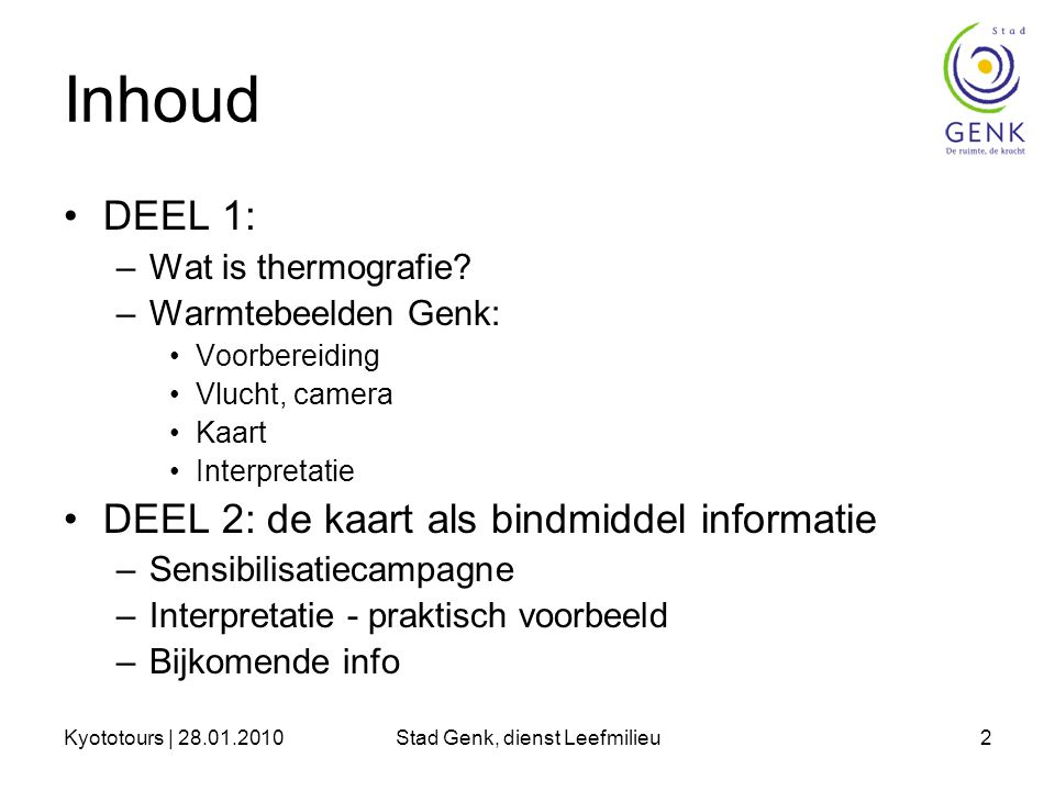 Wat is thermografie?
