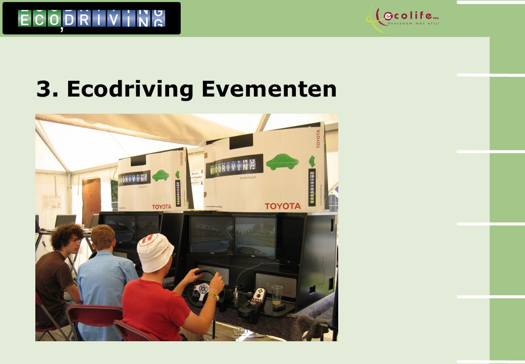 3. Ecodriving Evementen