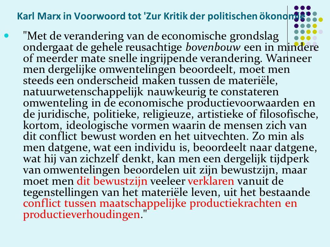 De crisis zet niet het Rijnlandmodel maar het socialisme terug op de dagorde Sociale markteconomie Rol staat Rol overleg Lange termijn vs korte Als boutade kunnen we zeggen: niet minder maar meer markt is het doel van het Rijnlandmodel.