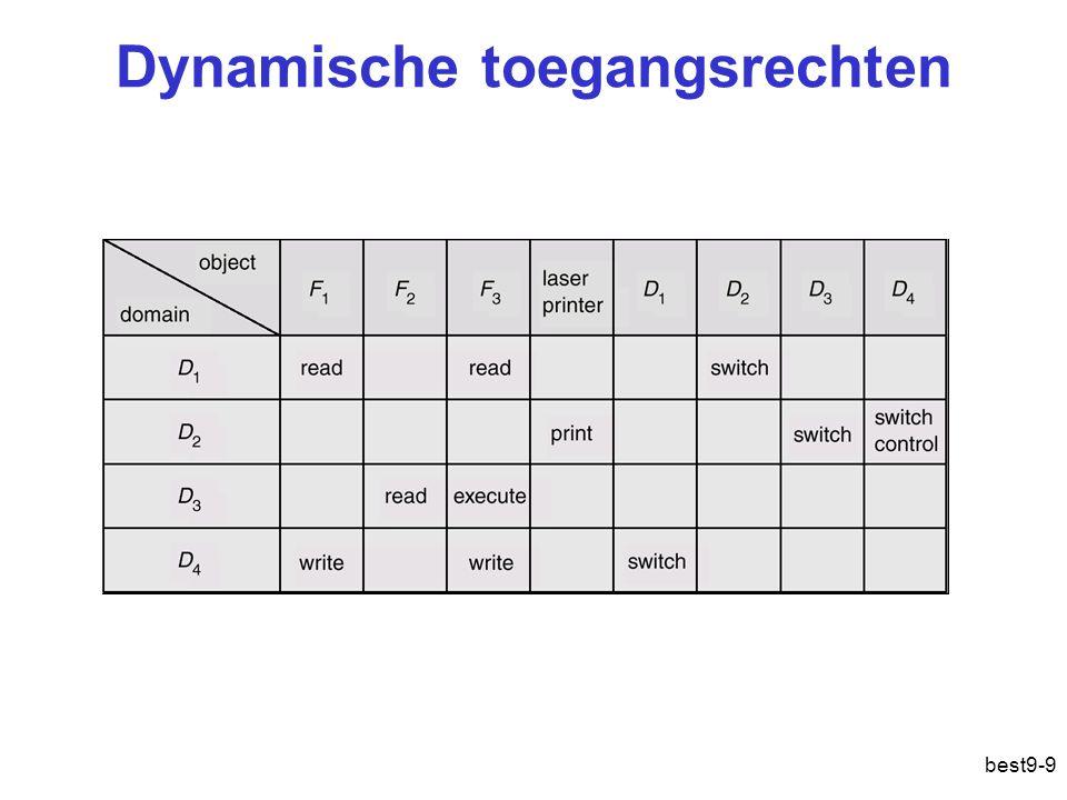 best9-30 Logische bom … if ((dag(datum) = 13) && eindecontract( Joe Bad )) { doeietsergs } … if ((dag(datum) = 13) && eindecontract( Joe Bad )) { doeietsergs } …