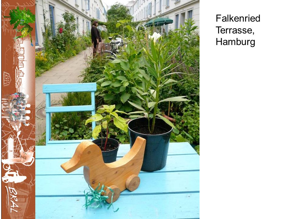 Falkenried Terrasse, Hamburg