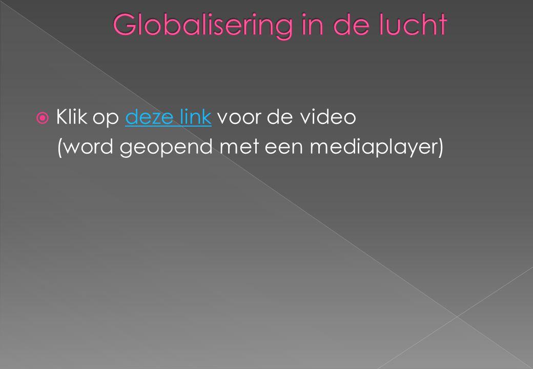  Klik op deze link voor de videodeze link (word geopend met een mediaplayer)