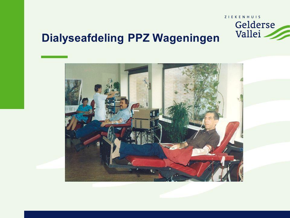 Acute problemen bij dialyse patiënt Dialyse gerelateerd: –Dyspneu: Overvulling.