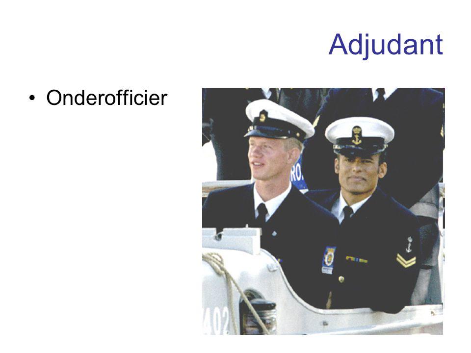 Adjudant Onderofficier