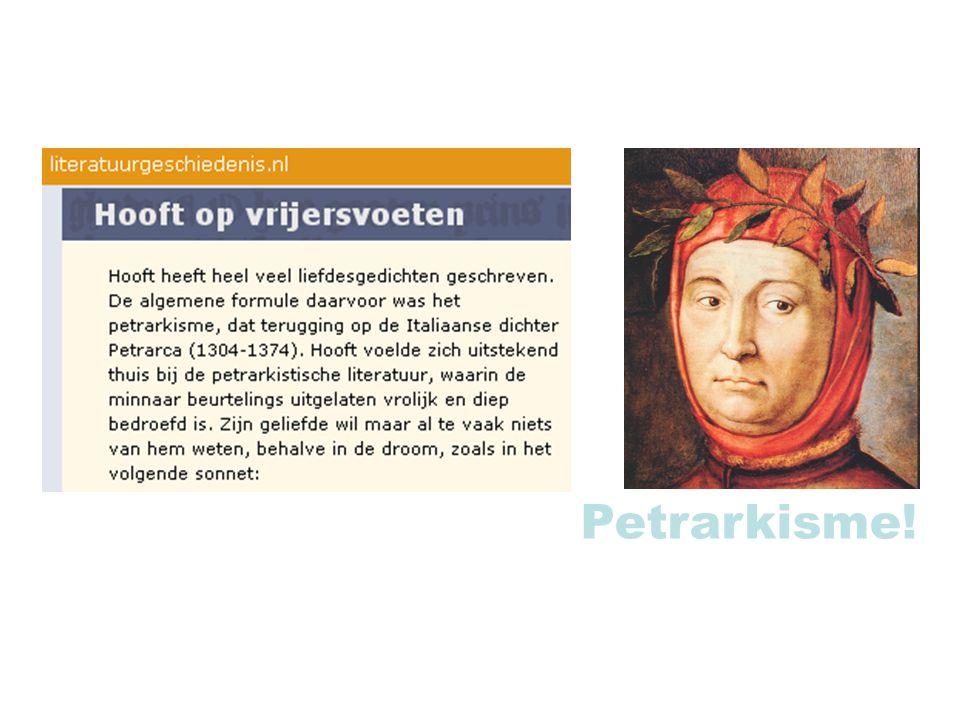 Petrarkisme!