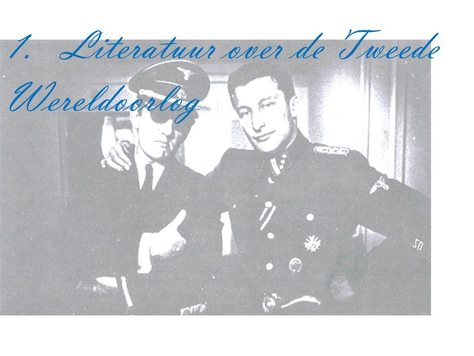 1.Literatuur over de Tweede Wereldoorlog