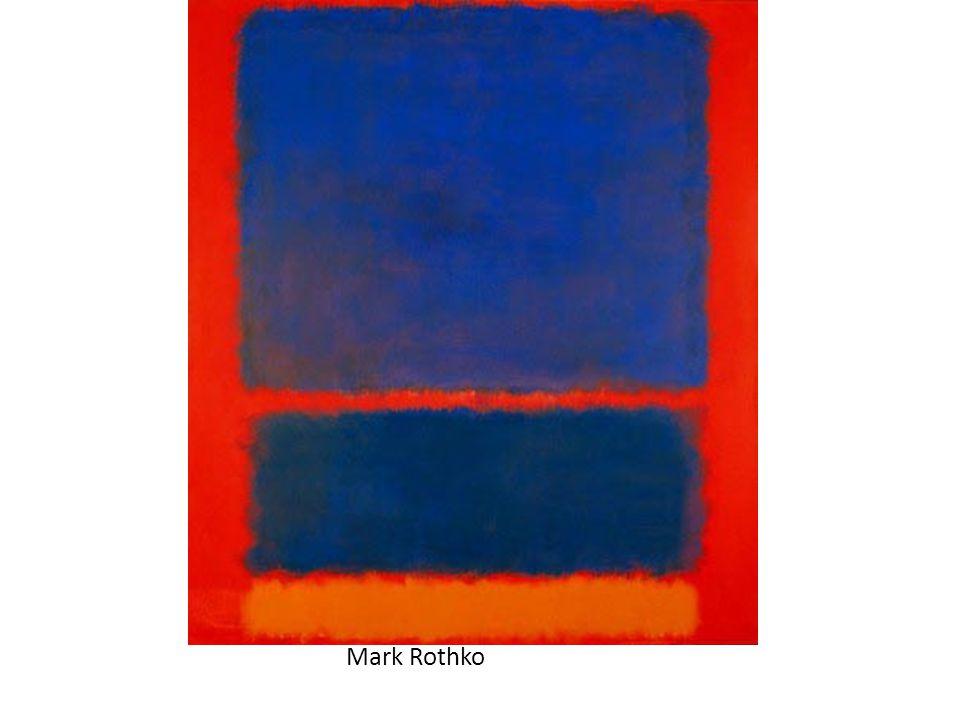 f Mark Rothko