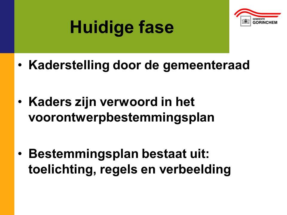 Speerpunten - Verwoording van het project Uiterwaardvergraving Avelingen - Vertaling Beleidslijn 'Grote Rivieren' - Consolidering overige terreinen.