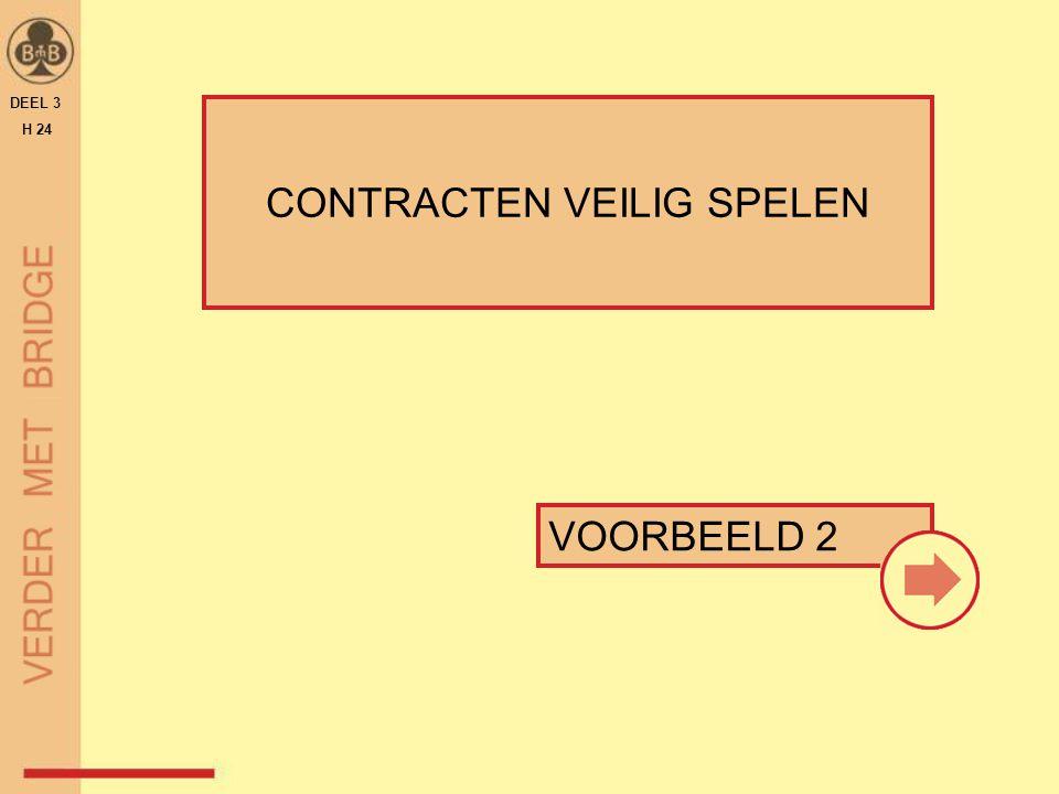 CONTRACTEN VEILIG SPELEN DEEL 3 H 24 VOORBEELD 2