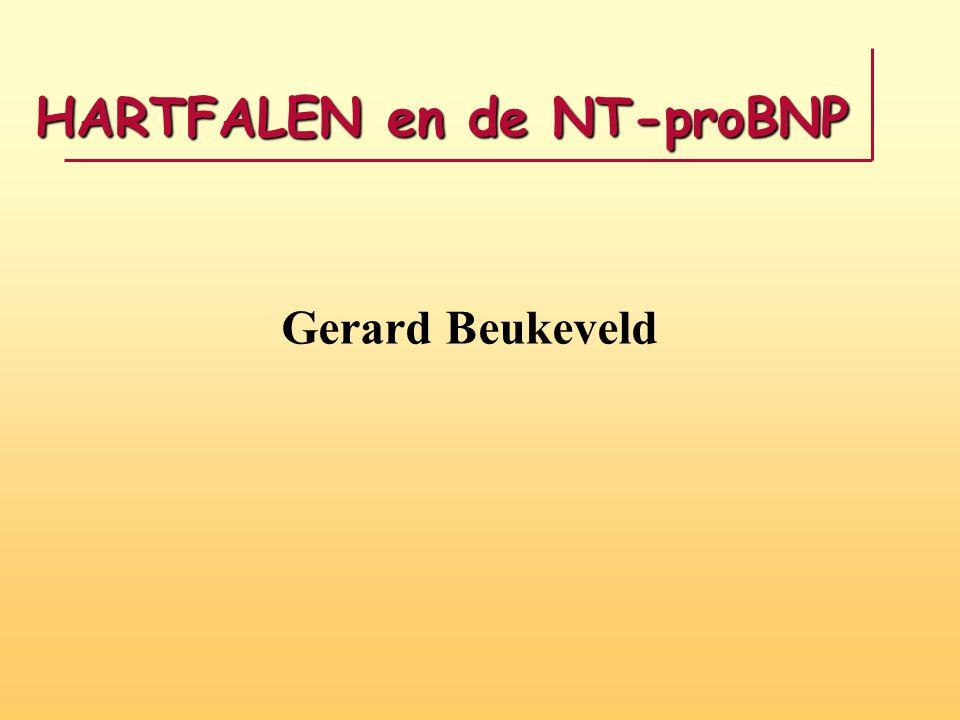 HARTFALEN en de NT-proBNP Gerard Beukeveld