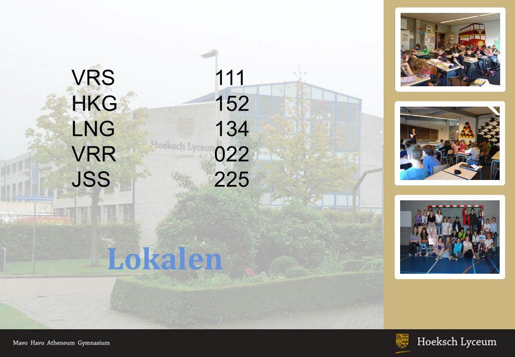 Lokalen VRS111 HKG152 LNG134 VRR022 JSS225