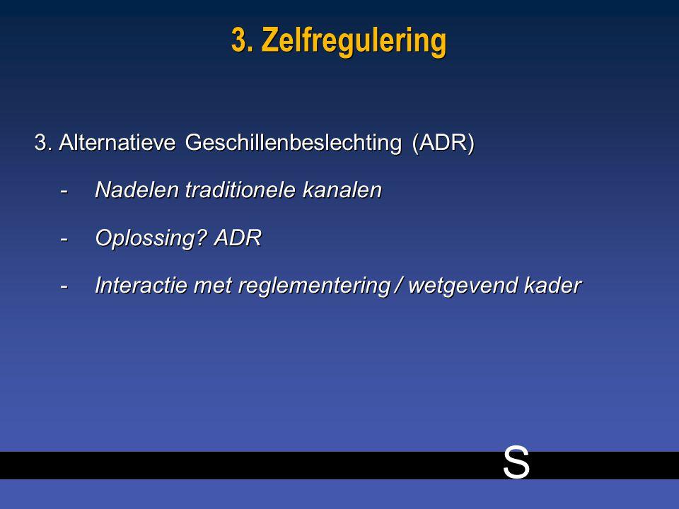 S 12 3. Zelfregulering 3.