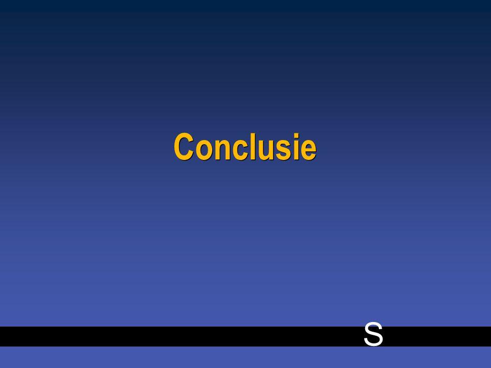 S 14 Conclusie