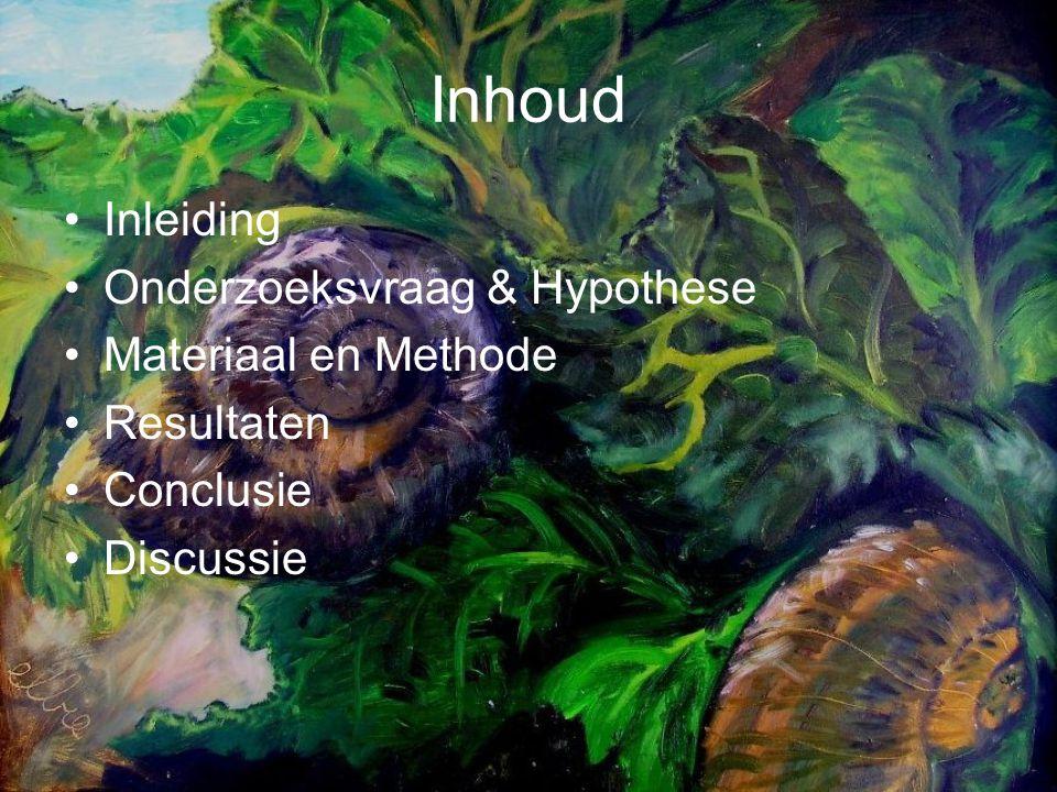 Inleiding Lymnaea stagnalis simultaneous hermaphrodites Vast paargedrag Inname mannelijke rol hangt af van prostaatkliergrootte Soms rolwisseling (conditionele reciprociteit )