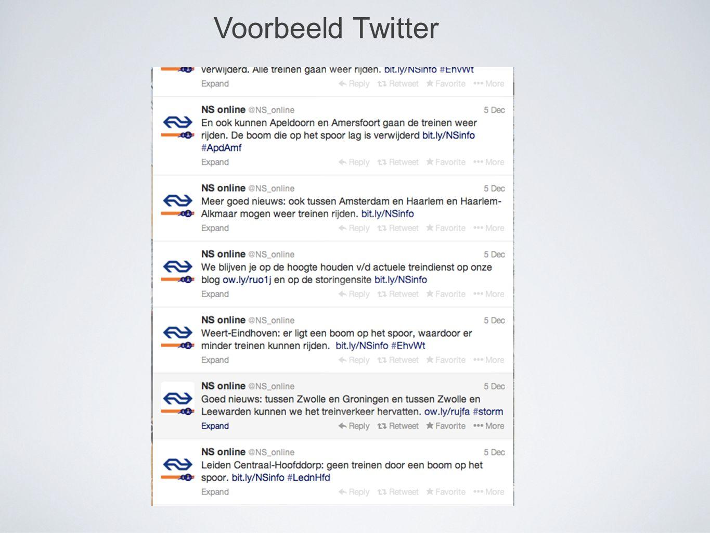 De Social Media Trechter