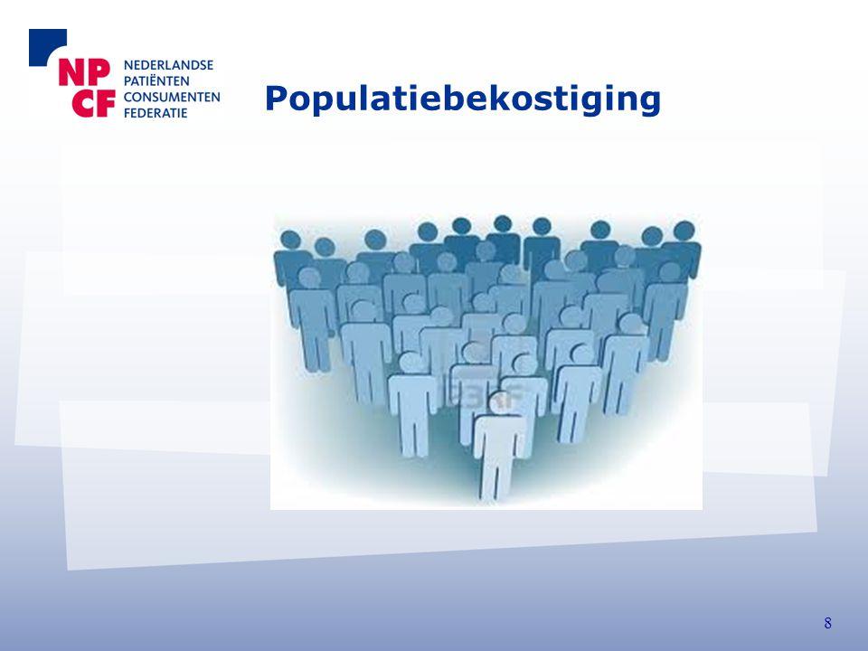 Populatiebekostiging 8