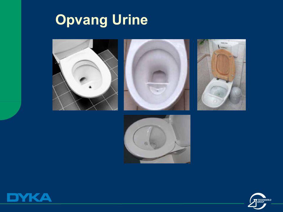 Opvang Urine