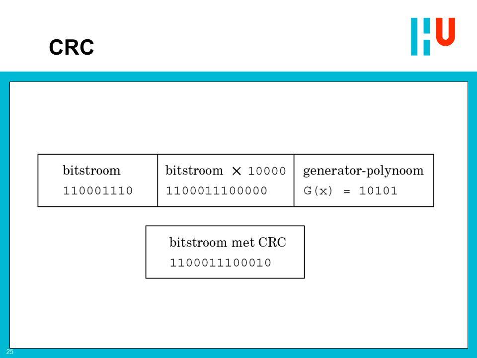 25 CRC