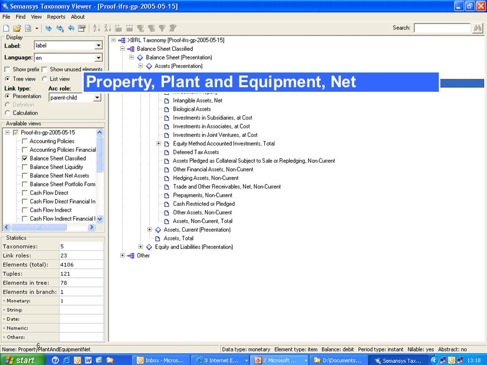 Property, Plant and Equipment, Net 6