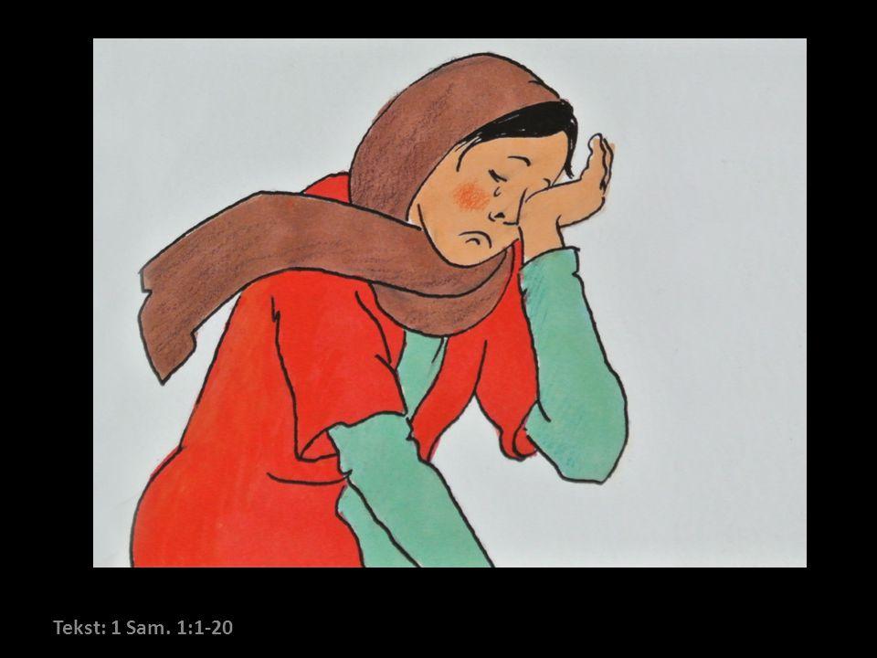 Niet terugslaan, maar bidden