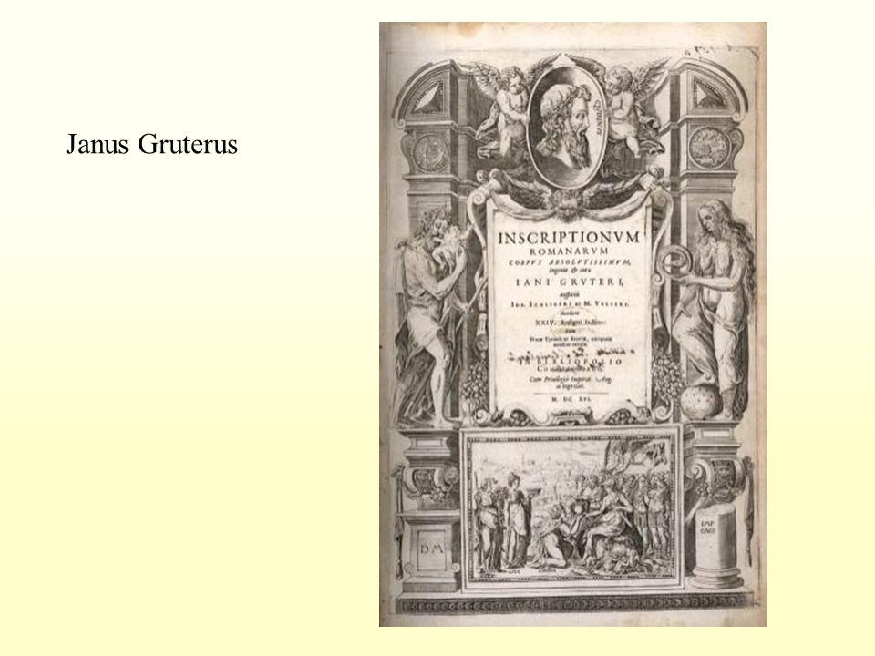 Janus Gruterus