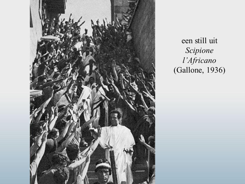 een still uit Scipione l'Africano (Gallone, 1936)
