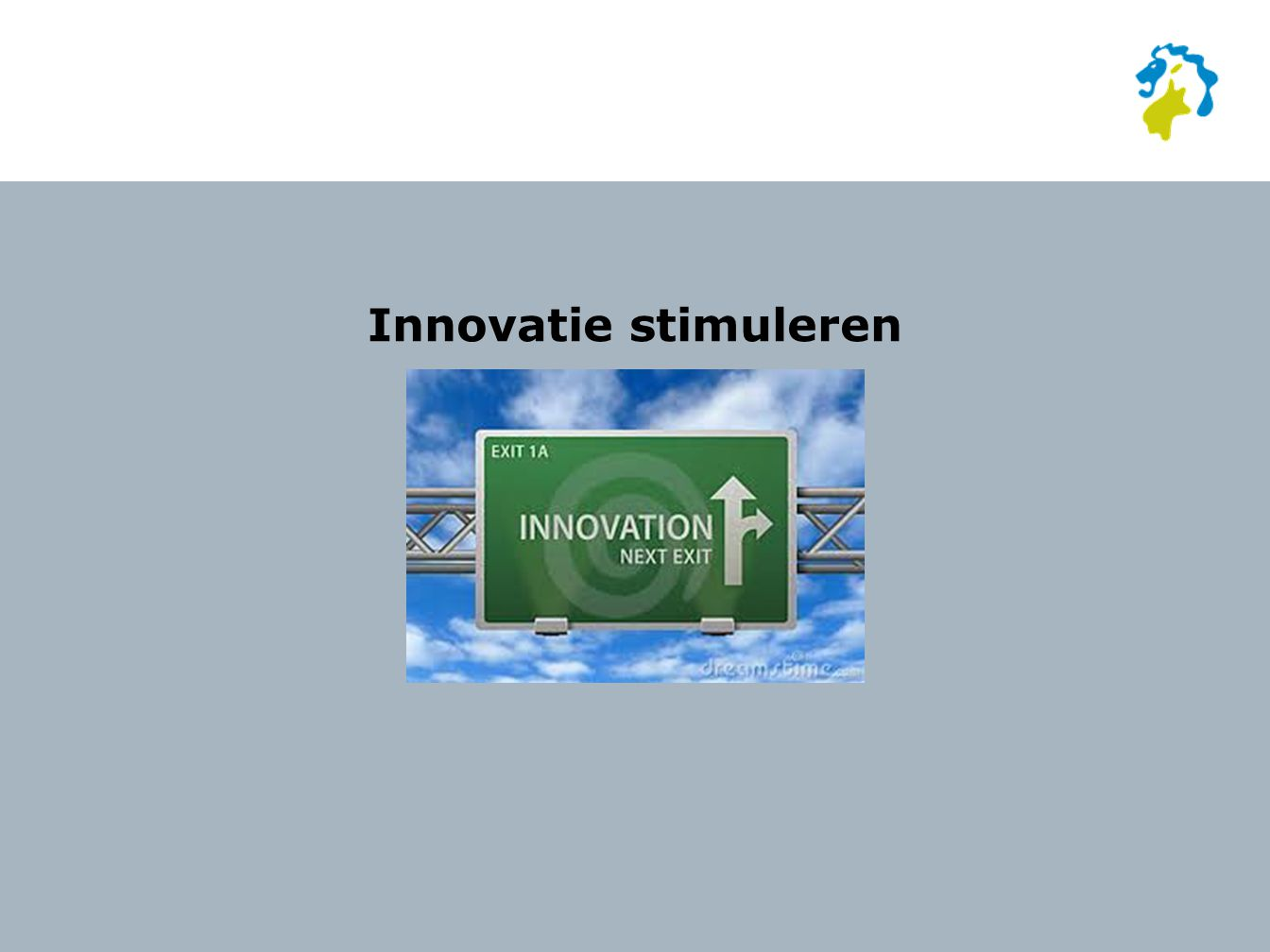 Innovatie stimuleren