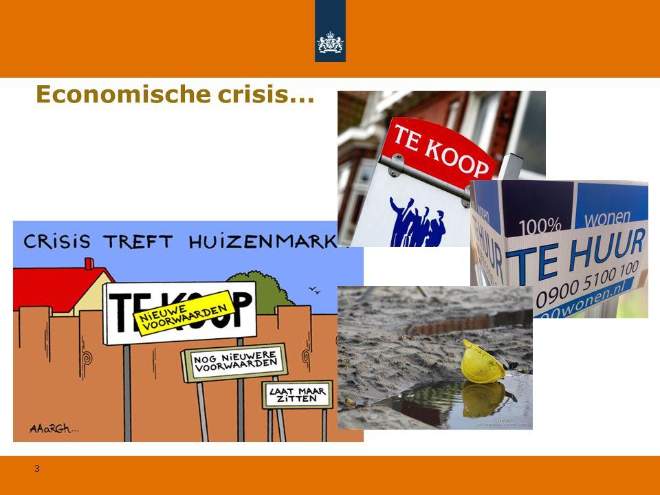 3 Economische crisis...