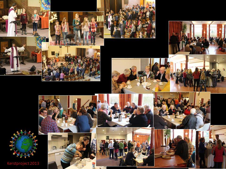 Kerstproject 2013