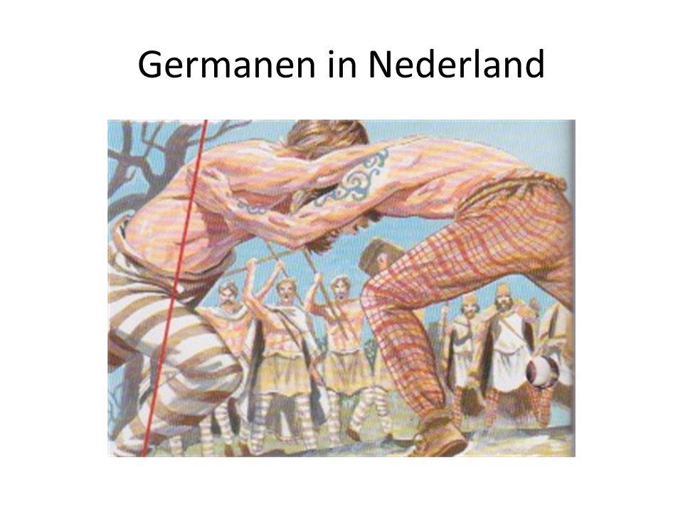 Germanen in Nederland