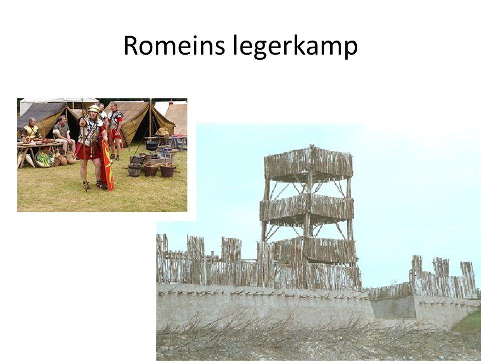 Romeins legerkamp