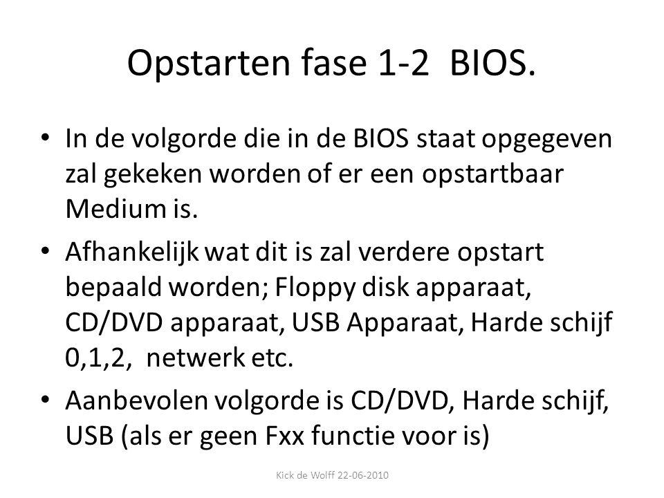 Zie ook: Help functie in Windows http://www.hijackthis.nl/veiligemodus.html Kick de Wolff 22-06-2010