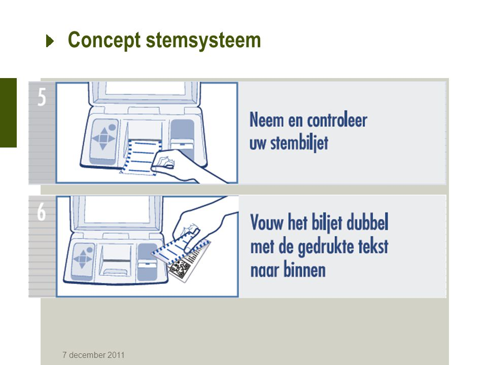 Concept stemsysteem 7 december 2011