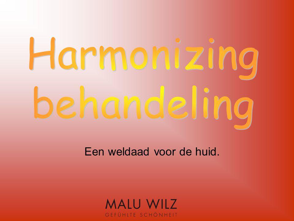 Harmonizing Behandeling Schoonheidsverzorging voor een koud jaargetijde.