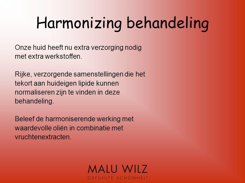 Harmonizing Massage Skin Harmonizing Ampul Masker Harmonizing Aroma Mask Het masker mesdik aanbrengen en na 15 minuten verwijderen.