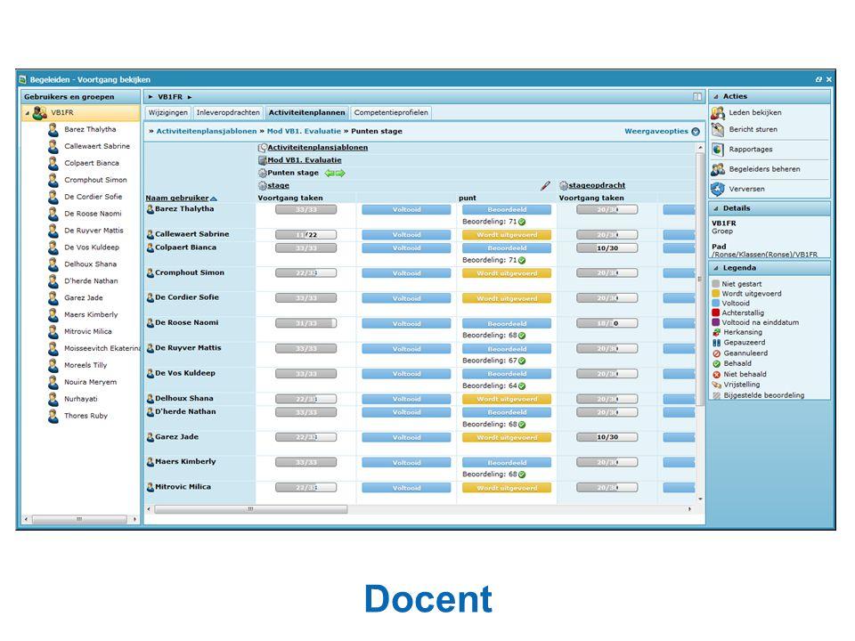 Gebruikers importeren in activiteitenplannen -