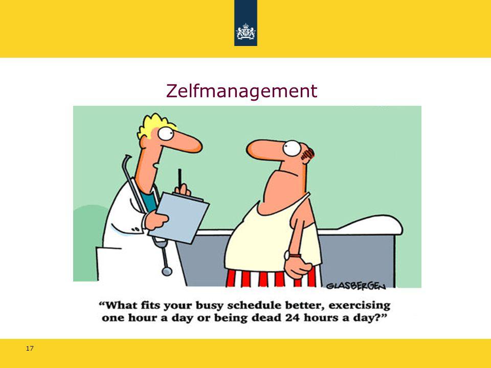 17 Zelfmanagement