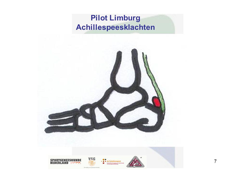 7 Pilot Limburg Achillespeesklachten