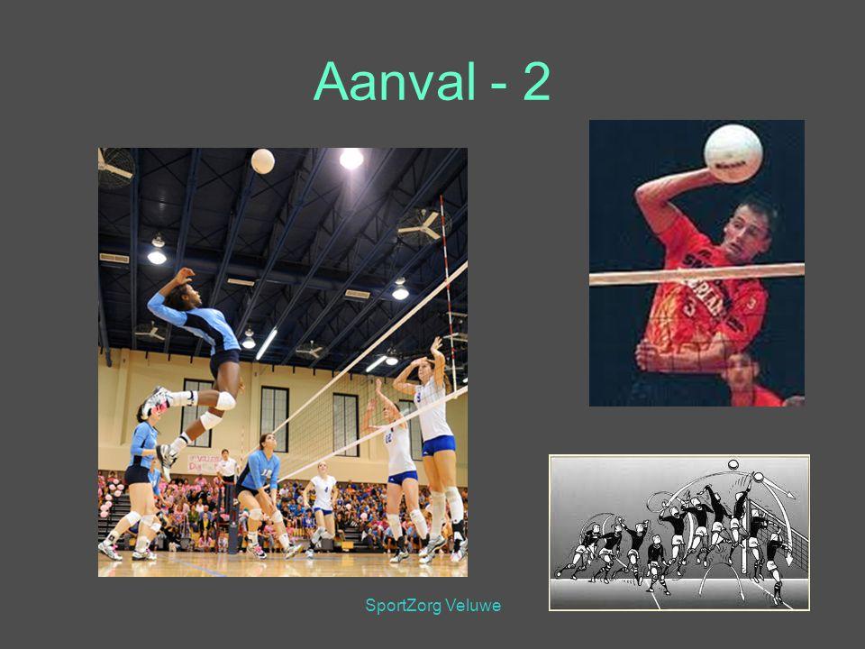 SportZorg Veluwe Aanval - 2