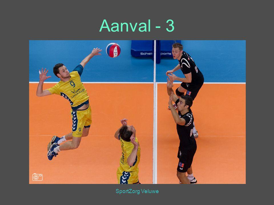 SportZorg Veluwe Aanval - 3