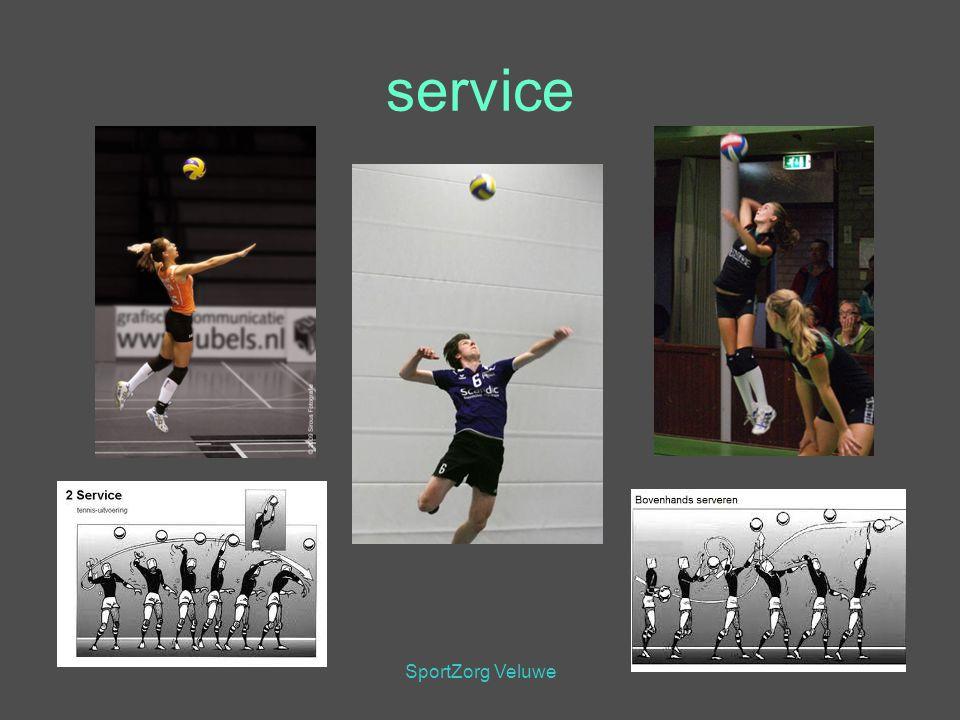 SportZorg Veluwe service