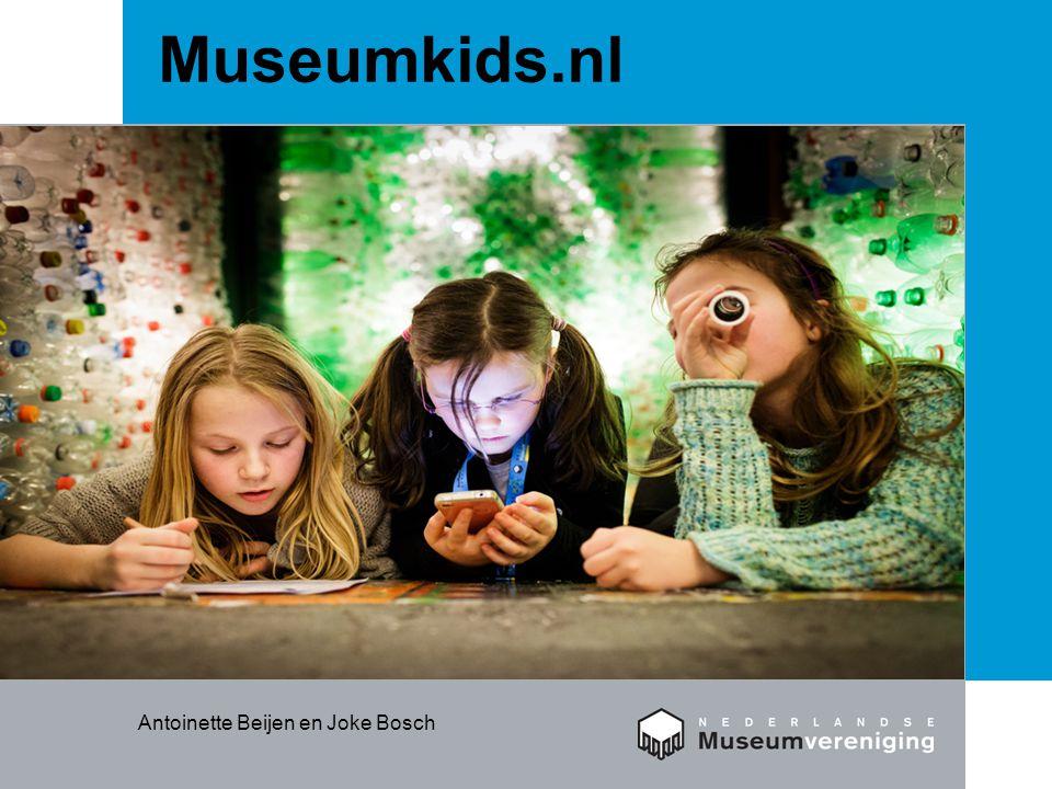 Museumkids.nl Antoinette Beijen en Joke Bosch