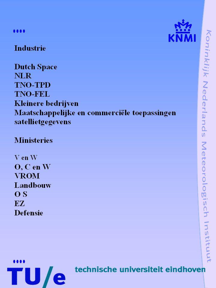  KNMI bij Koninklijk Besluit opgericht 31 januari 1854  Prof.