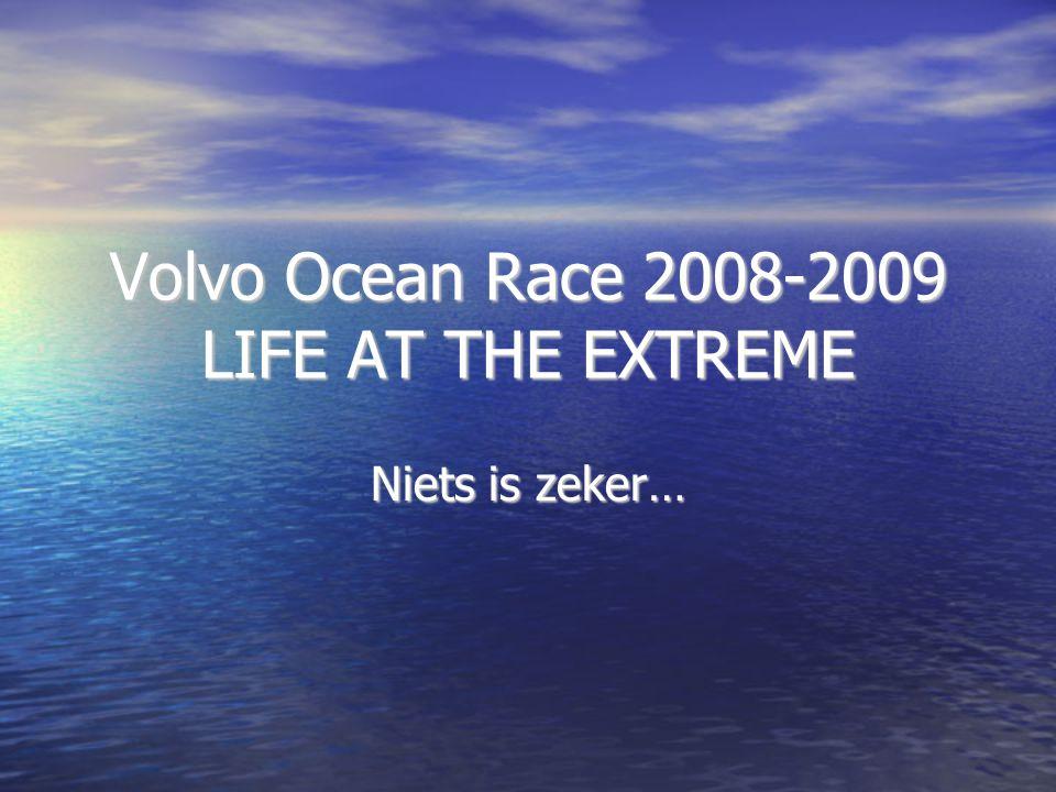 Volvo Ocean Race Rio de Janeiro, 11 maart 2009