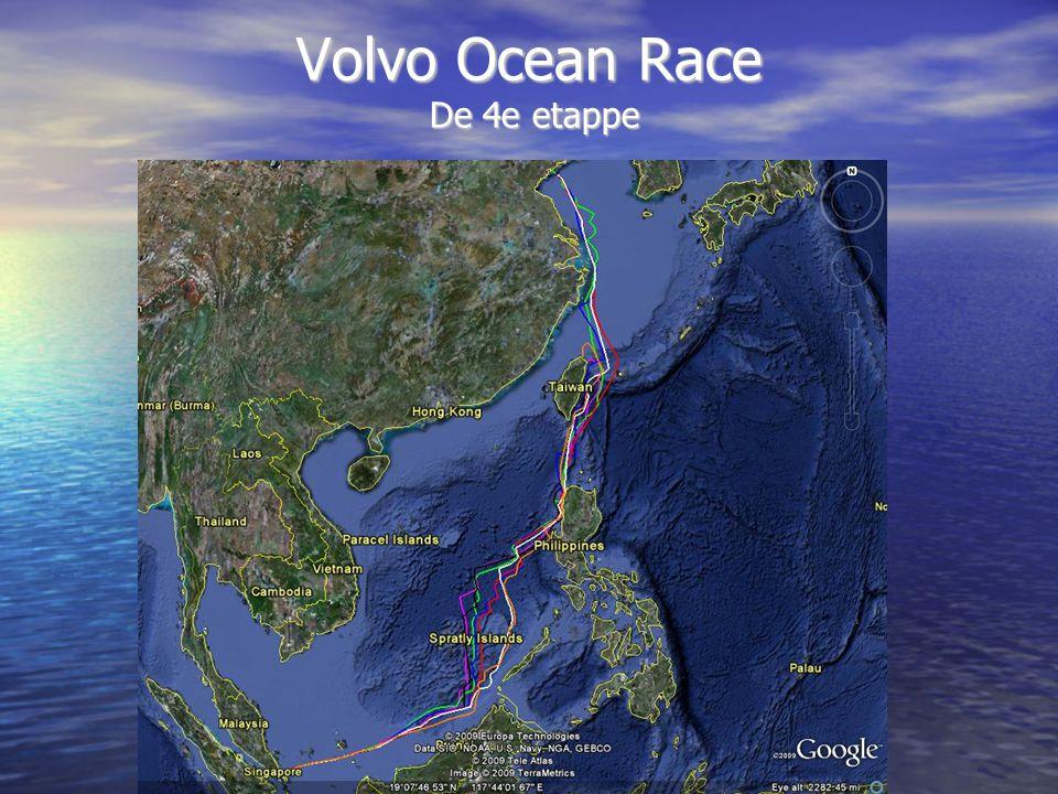 Volvo Ocean Race De 4e etappe