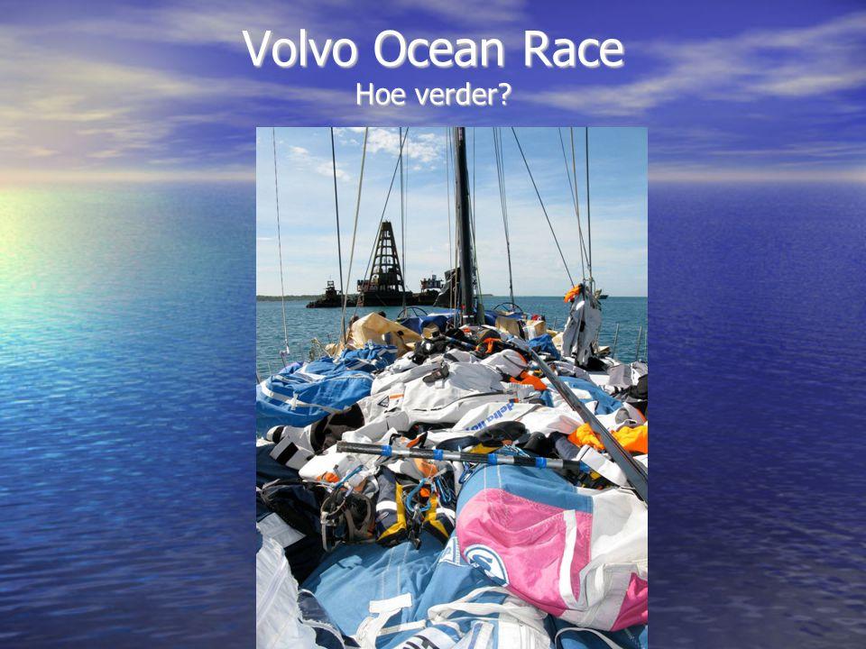Volvo Ocean Race Hoe verder